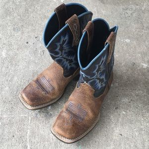 🆕 Listing!  Ariat | Boys Tombstone Western Boots